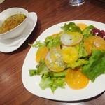 DG Fish&Shellfish - サラダ&スープ