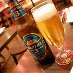 Cafe RUSSIA - ロシアビール【バルティカNo.3】