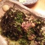 とり泉 - 鶏タタキUP