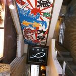 17951405 - 地下への狭い階段