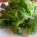17952378 - ランチセットのサラダ