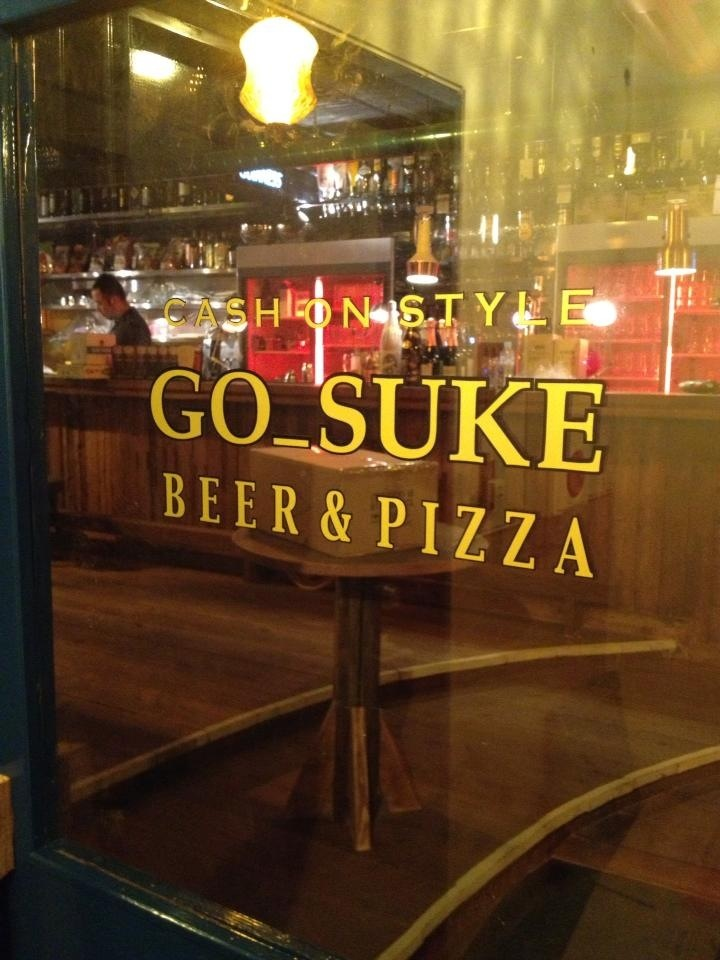3RD WORD Beer・Pizza・What?