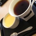 GAGA - 100円プリンと120円コーヒー