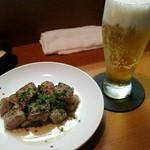 ステーキてっぺい - ビールと肉!