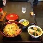 もへいじ - 料理写真:もへ丼定食