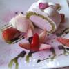 Hanana - 料理写真:季節限定桜ロール
