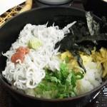 17955240 - しらす丼(小)