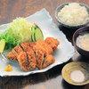 豚珍館 - 料理写真:黒豚熟成とんかつご膳1350円