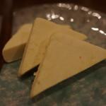 三角山ベース - クリームチーズみそ漬け