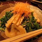 17959319 - 京野菜と若鶏のサラダ