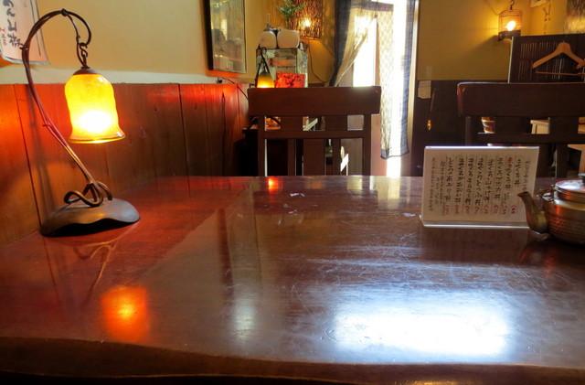 食堂エンドウ - 雰囲気抜群です~。
