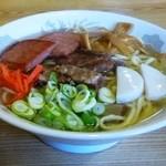 お食事処のんのん - 料理写真:沖縄そば