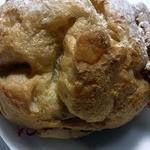ビアードパパ 守口大日店 - 期間限定の栗のシュークリームです。