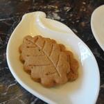 フォンテーヌ - 珈琲にはクッキーがついてきます