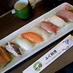 一心 - 料理写真:寿司ランチ