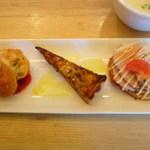 17963598 - ランチセットの前菜