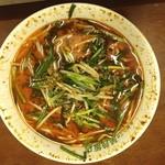 蘭苑飯店 - 麻辣担々麺… 好きだったなー久しぶりに行きたいなあと,朝から(^_^