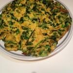 China's Kichtin 莉華 - にらと卵の炒め物