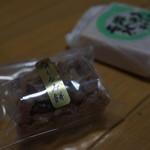 長栄堂菓子店 - 料理写真: