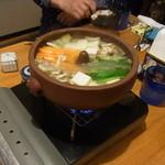 てぃーだむーん - 鍋