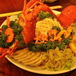 Chuugokuhanten - 伊勢海老付き8種類盛り合わせ