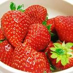 石井農園 Erdbeere - キラキラツヤツヤ(^^@ ともかく美味いですw最高です(^ω^)