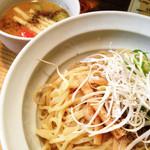 湯梅軒 - 野菜つけ麺