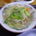 白石食堂 - チャンポン