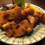 雄屋 - 鶏の唐揚げ
