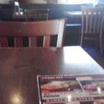 ふらんす亭 - テーブル席のみの客席