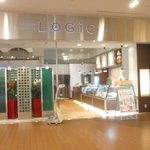 Trattoria&Pizzeria LOGIC - ららぽーと店内入口