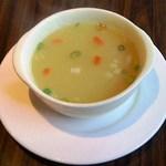 17974289 - スープ(Movixの半券でサービス♪)