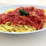 シェフズグリーン - 今週のスパゲティ大盛です