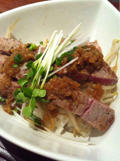 steakdining鷹 - ステーキ丼