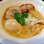 上州山賊麺 大大坊 - 特製山賊麺 850円 普通盛り