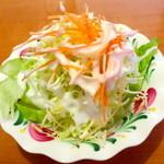 ポポラーレ - 料理写真:サラダ
