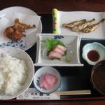 豊泉 - 料理写真:日替わり定食