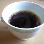 お母″~おばば~ - 食後のコーヒー(サービス)