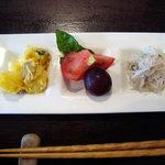 リザキッチン - 前菜