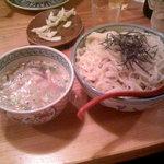 ラーメン武藤製麺所 - 特濃つけ麺大盛り(650円+大盛り20円)
