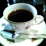 横浜うかい亭 - コーヒー