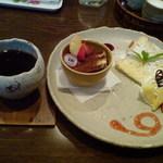 AMI - ティラミス&シフォンケーキ