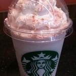 スターバックス・コーヒー - (2013/2月)「Sakuraホワイトチョコレート」フラペチーノ