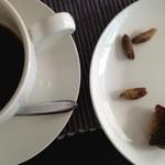 マレビトコーヒー - すとろんぐ&でーつ