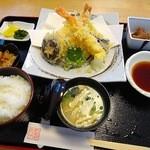 あさの - 天ぷら御膳