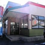 すし和歌丸 - 2013/3/21すし和歌丸、北側から