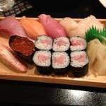 寿し鶴 - 料理写真:にぎり