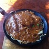 うらほろ亭 - 料理写真:スパゲティカツレツ