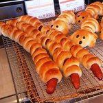OLIO - ロングなウインナーパン&ウインナーDOG
