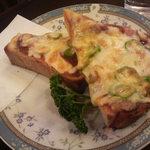 沙羅 - ピザトースト